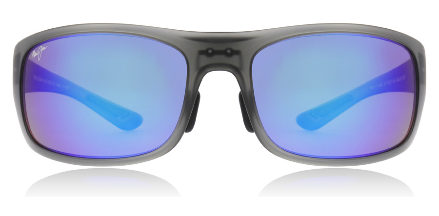 Maui Jim Big Wave B440 Matt grå 11M 67mm Polariserte