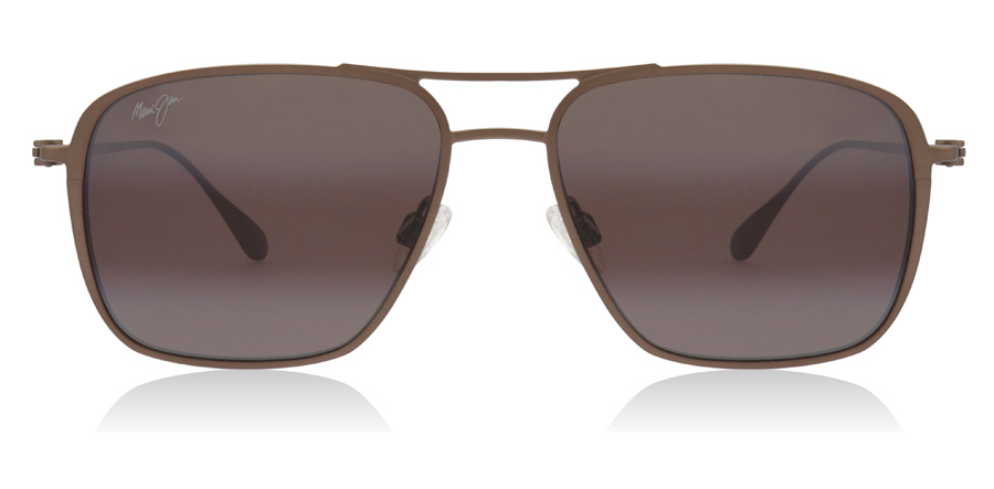 Maui Jim Beaches R541-19A Brown / Red 57mm Polariserte