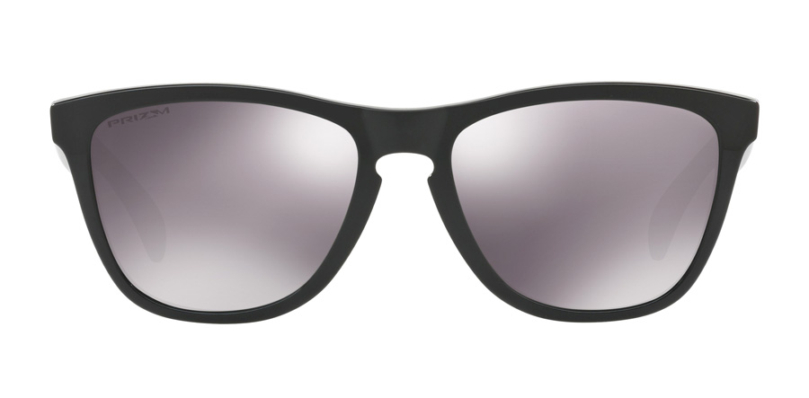 Oakley Frogskins OO9013-C4 Polished Black 55mm