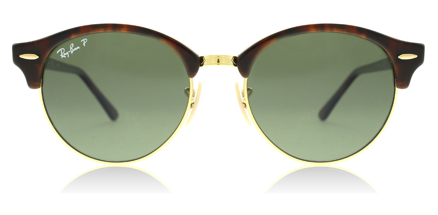 Ray-Ban RB4246 Rød havana 990/58 51mm Polariserte