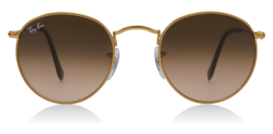 Ray-Ban RB3447 Blank lys bronse 9001A5 47mm