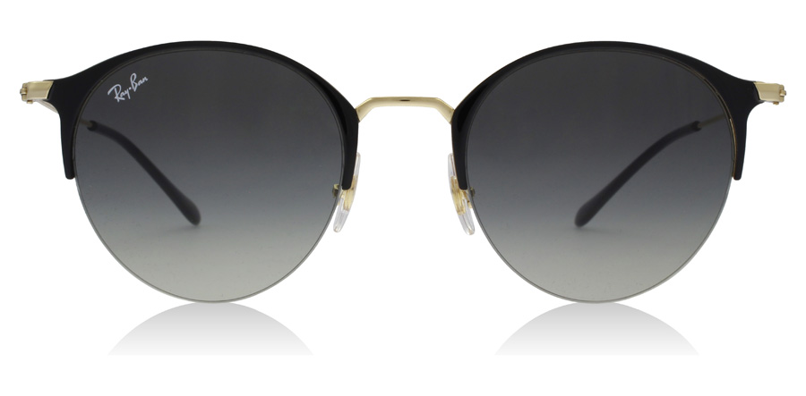 Ray-Ban RB3578 Gull topp blank sort 187/11 50mm