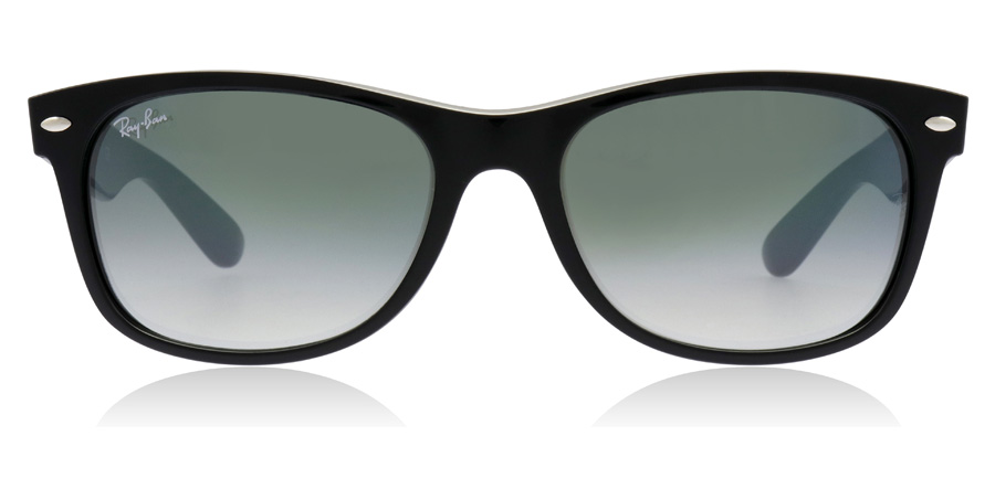 Ray-Ban RB2132 New Wayfarer Sort 901/3A 55mm