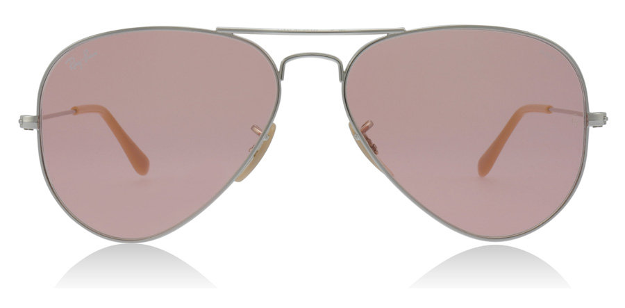 Ray-Ban RB3025 Sølv 9065V7 58mm
