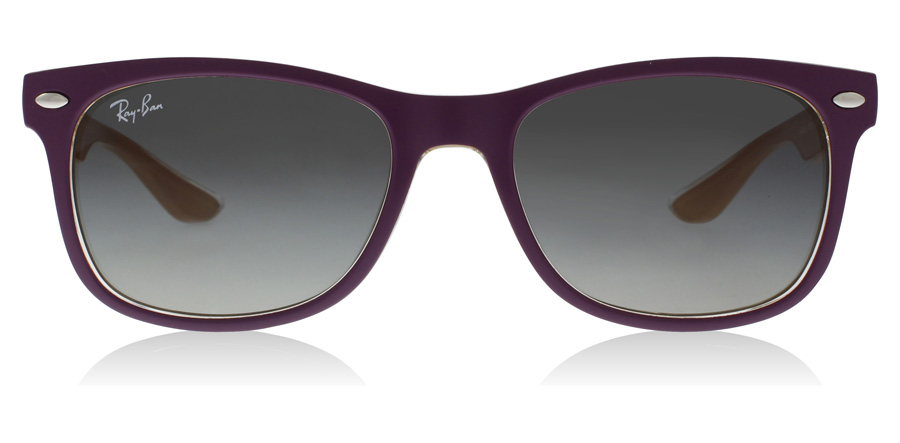 Ray-Ban Junior RJ9052S Age 8-12 Years Matt fiolett 703311 48mm