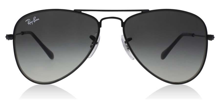 Ray-Ban Junior RJ9506S Age 4-8 Years Blank sort 220/11 50mm