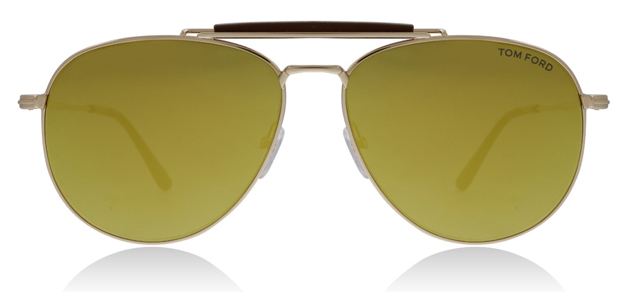 Tom Ford FT0536 Gull / brun 28G 60mm