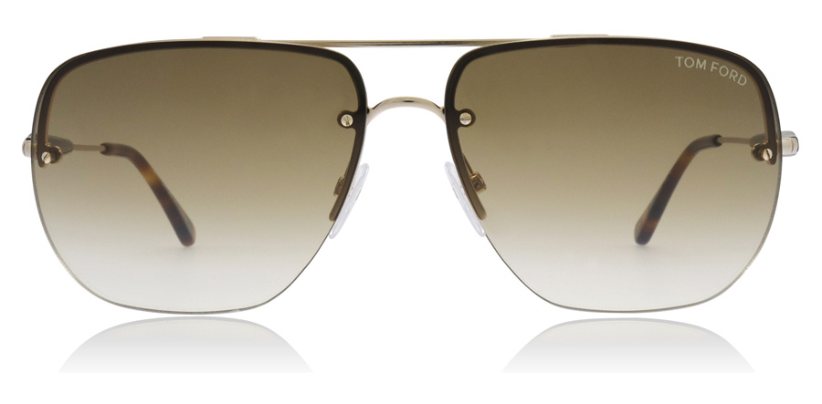 Tom Ford Nils TF380 Light Gold 28F 61mm