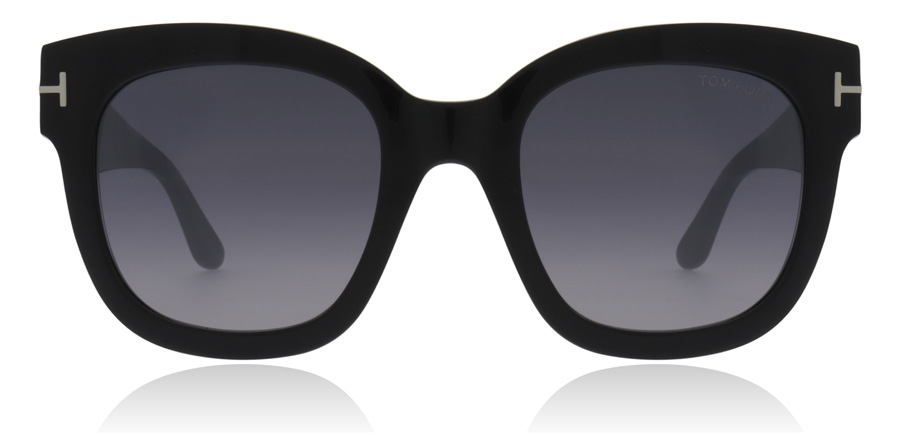 Tom Ford FT0613 Beatrix Shiny Black 01C 52mm