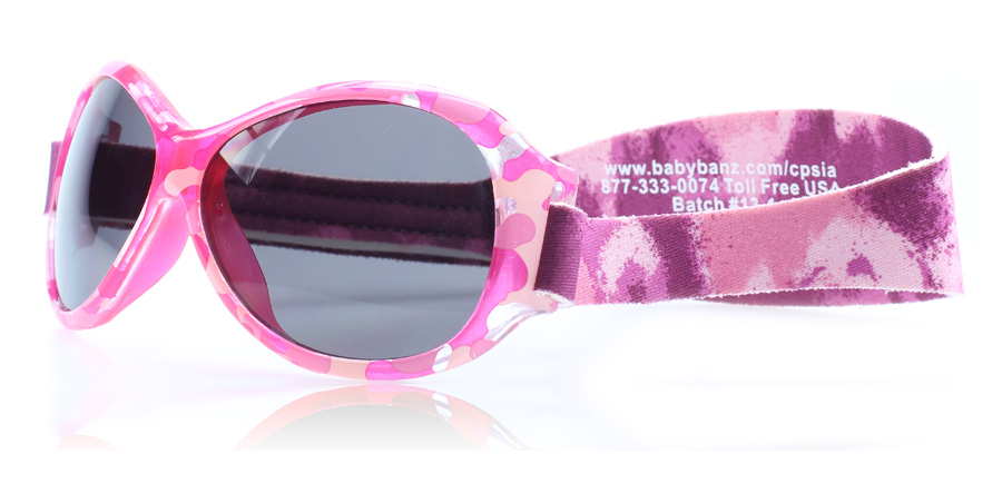Baby Banz Adventure 0-2 Years Rosa diva PD 55mm