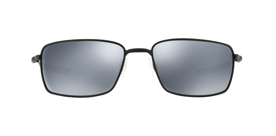 Oakley Square Wire OO4075-05 Matte Black 60mm Polariserte