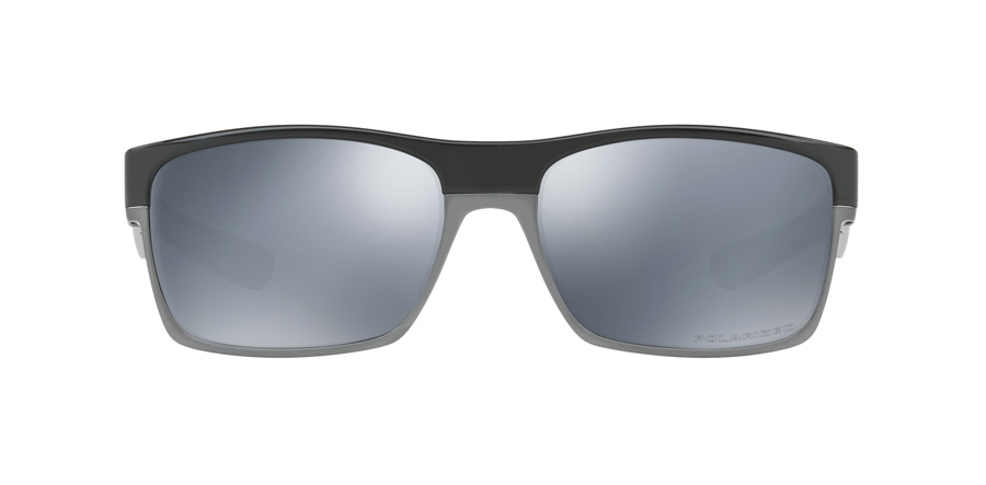 Oakley TwoFace 9189 Blank sort 60mm Polariserte