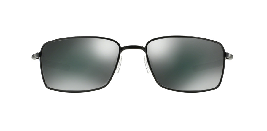 Oakley Square Wire OO4075-01 Polished Black 60mm