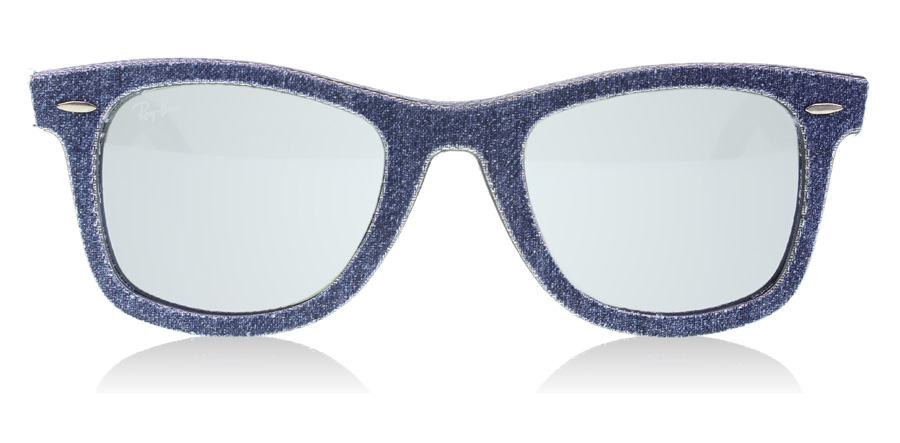 Ray-Ban Original Wayfarer Classic RB2140 Denim blå 119430 50mm