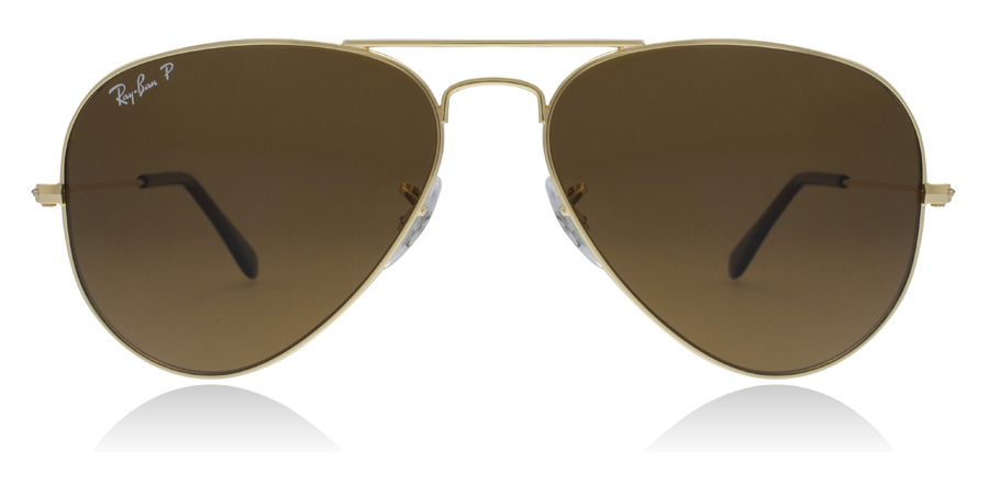 Ray-Ban RB3025 Arista 001/57 62mm Polariserte