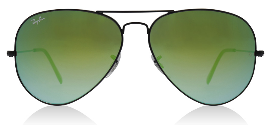 Ray-Ban RB3025 Sort 002/4J 58mm