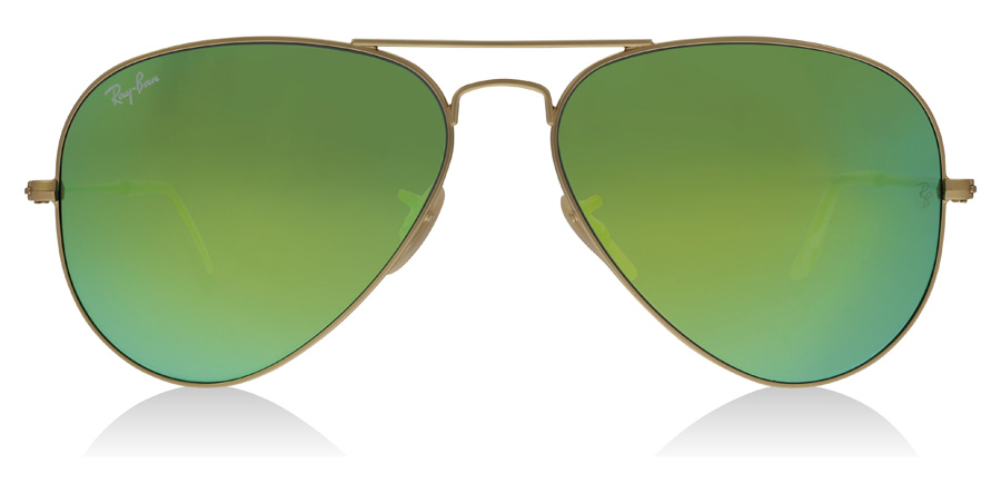 Ray-Ban RB3025 Matt gull 112/19 55mm