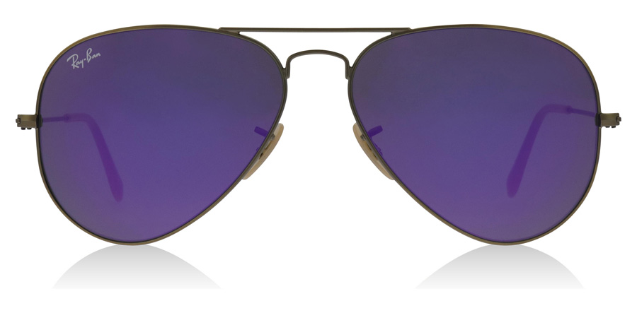 Ray-Ban RB3025 Børstet bronse / demigloss 167/1M 55mm