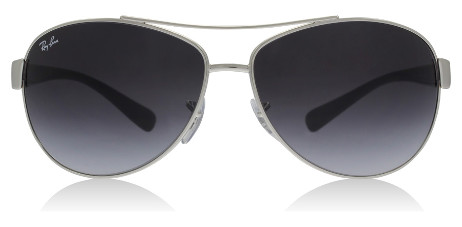 Ray-Ban RB3386 Sølv 003/8G 63mm
