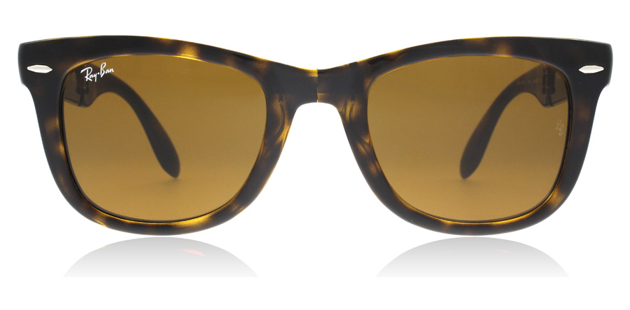 Ray-Ban RB4105 Folding Lys havana / krystall 710 54mm