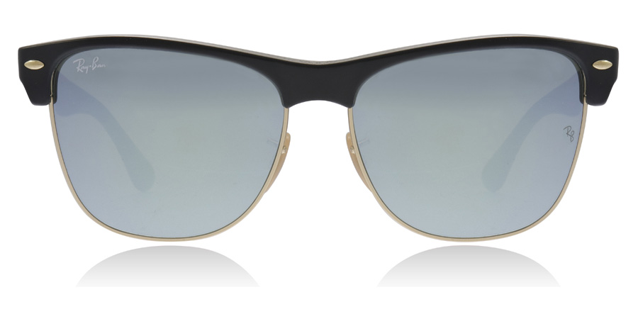 Ray-Ban Oversized RB4175 Demi blank sort 877/30 57mm