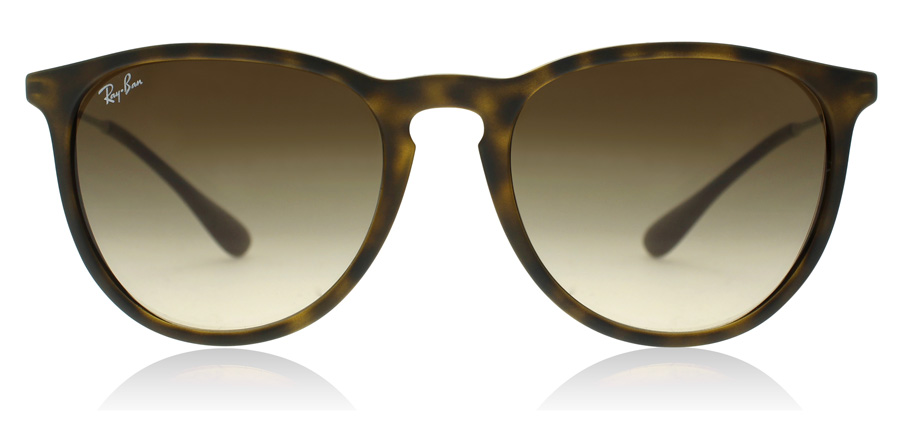 Ray-Ban Erika RB4171 Tortoise 865/13 54mm