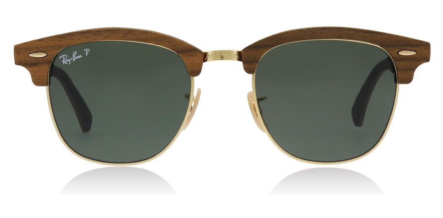 Ray-Ban RB3016M Valnøtt gummi 118158 51mm