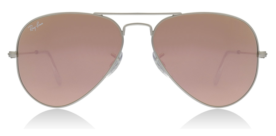 Ray-Ban RB3025 Sølv 019/Z2 58mm