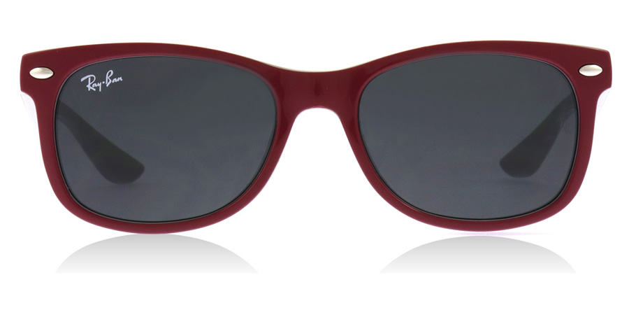 Ray-Ban Junior RJ9052S Age 8-12 Years Lilla / grå 177/87 47mm