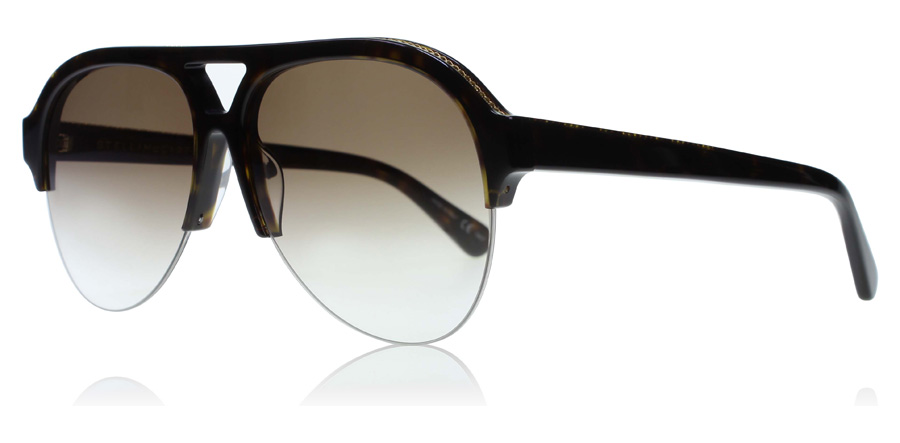 ef614f29e23f Stella Mccartney 0030S Solbriller   0030S Havana 0030S 57Mm   NO