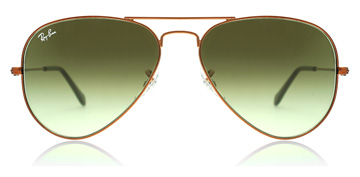 Ray-Ban RB3025 Blank medium bronse