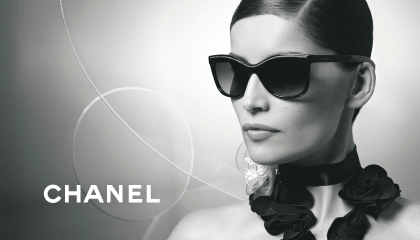 Chanel Solbriller hos Sunglasses Shop