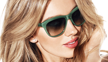 Oliver Peoples Solbriller hos Sunglasses Shop